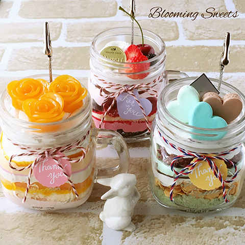 31.Blooming Sweets