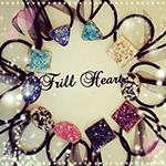 Frill Heart